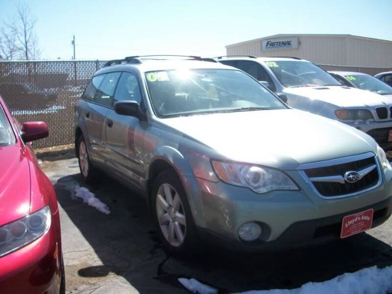 2009 Subaru Outback for sale at Lloyds Auto Sales & SVC in Sanford ME