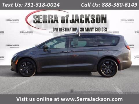 2020 Chrysler Pacifica Hybrid for sale at Serra Of Jackson in Jackson TN