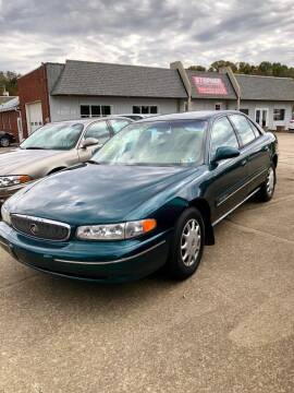 2001 Buick Century for sale at Stephen Motor Sales LLC in Caldwell OH