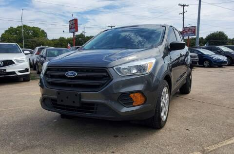 2017 Ford Escape for sale at International Auto Sales in Garland TX