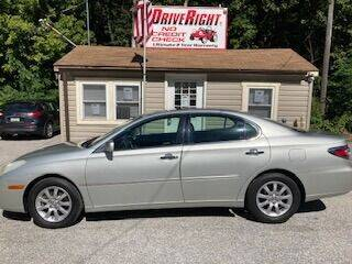 2003 Lexus ES 300 for sale at DriveRight Autos South York in York PA