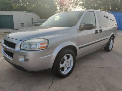 2008 Chevrolet Uplander for sale at AI MOTORS LLC in Killeen TX