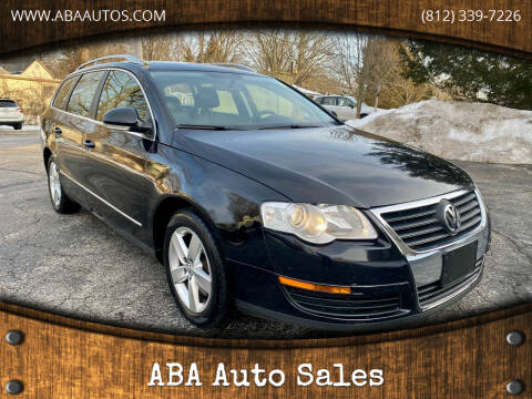 2009 Volkswagen Passat for sale at ABA Auto Sales in Bloomington IN