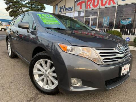2012 Toyota Venza for sale at Xtreme Truck Sales in Woodburn OR