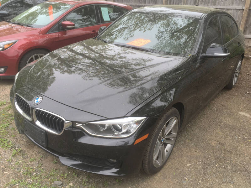 2015 BMW 3 Series for sale at MELILLO MOTORS INC in North Haven CT