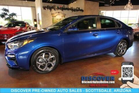 2019 Kia Forte for sale at Discover Pre-Owned Auto Sales in Scottsdale AZ