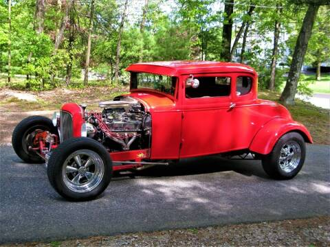 1930 Ford Model A for sale at The Car Vault in Holliston MA