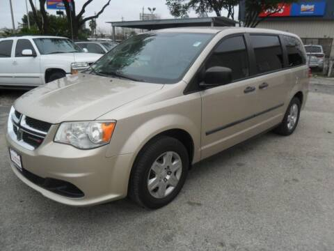 2013 Dodge Grand Caravan for sale at Talisman Motor City in Houston TX