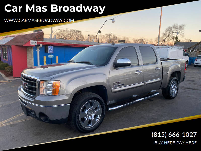2009 GMC Sierra 1500 for sale at Car Mas Broadway in Crest Hill IL