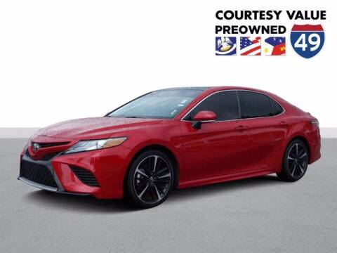 2019 Toyota Camry for sale at Courtesy Value Pre-Owned I-49 in Lafayette LA