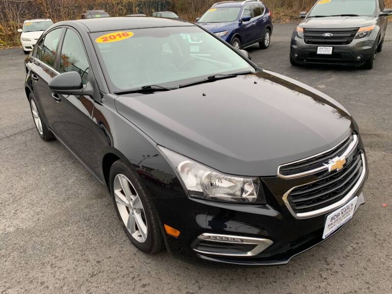 2016 Chevrolet Cruze Limited for sale at Bob Karl's Sales & Service in Troy NY