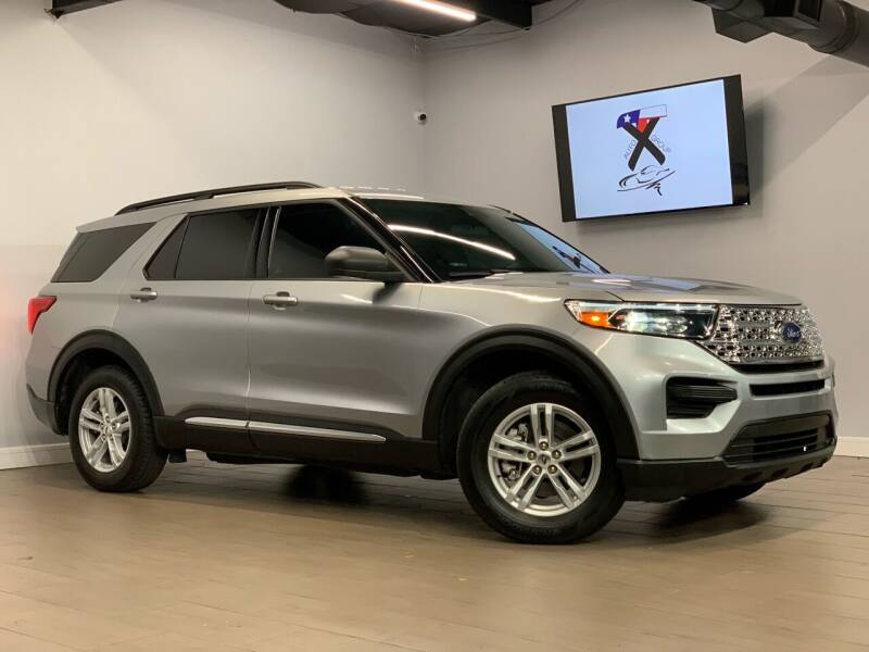 2020 Ford Explorer for sale at TX Auto Group in Houston TX
