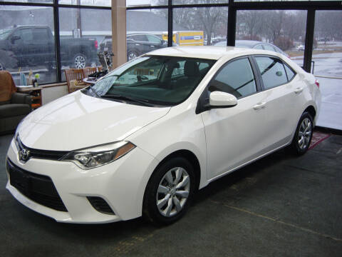 2016 Toyota Corolla for sale at North South Motorcars in Seabrook NH