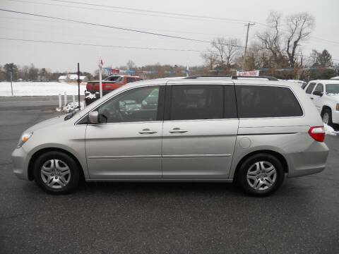 2007 Honda Odyssey for sale at All Cars and Trucks in Buena NJ