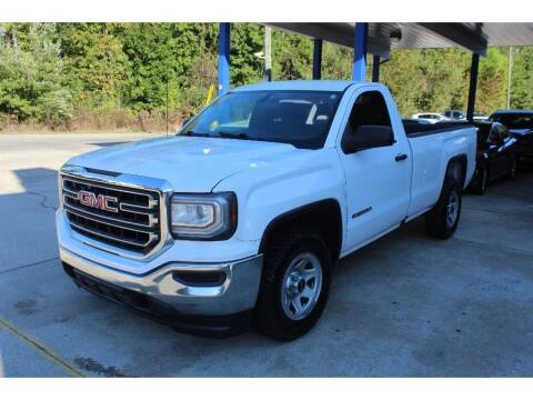 2016 GMC Sierra 1500 for sale at Inline Auto Sales in Fuquay Varina NC