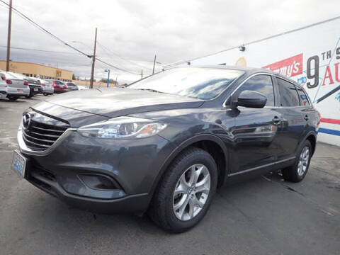2015 Mazda CX-9 for sale at Tommy's 9th Street Auto Sales in Walla Walla WA