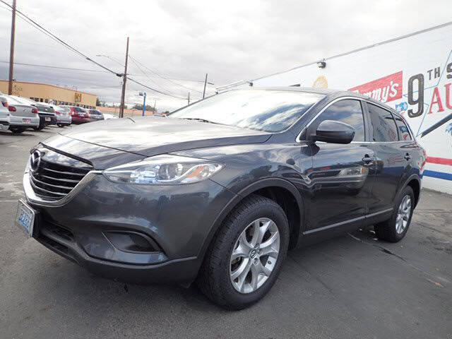 2015 Mazda CX-9 for sale at Tommy's 9th Street Auto Sales in Walla Walla WA