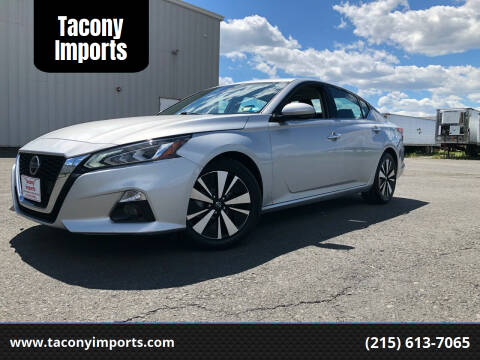 2020 Nissan Altima for sale at Tacony Imports in Philadelphia PA
