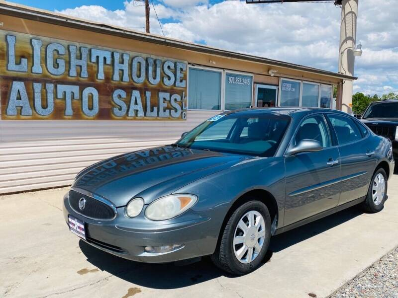 2005 Buick LaCrosse for sale at Lighthouse Auto Sales LLC in Grand Junction CO