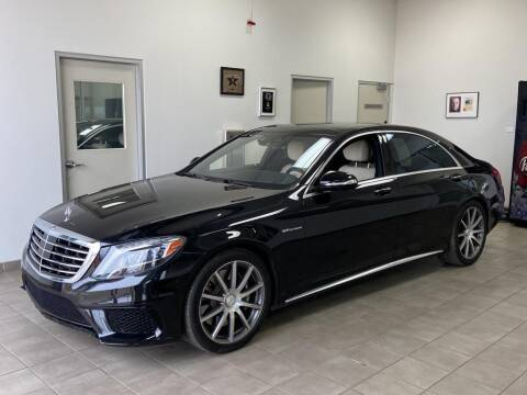 2015 Mercedes-Benz S-Class for sale at DAN PORTER MOTORS in Dickinson ND