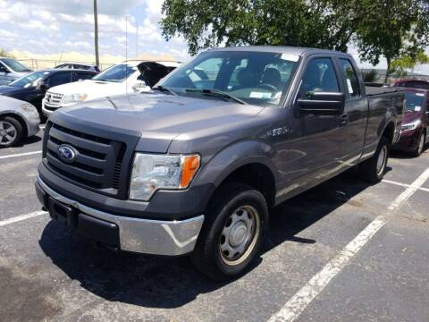 2011 Ford F-150 for sale at Bargain Auto Sales in West Palm Beach FL