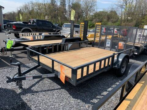 2020 Premier 7x12 ATV TRAILER for sale at Smart Choice 61 Trailers in Shoemakersville PA