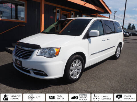2014 Chrysler Town and Country for sale at Sabeti Motors in Tacoma WA