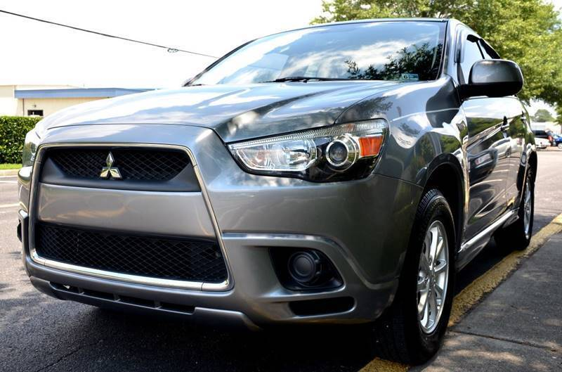 2011 Mitsubishi Outlander Sport for sale at Wheel Deal Auto Sales LLC in Norfolk VA
