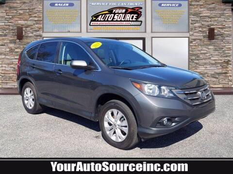 2013 Honda CR-V for sale at Your Auto Source in York PA