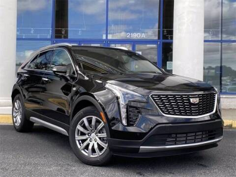 2021 Cadillac XT4 for sale at Southern Auto Solutions - Georgia Car Finder - Southern Auto Solutions - Capital Cadillac in Marietta GA
