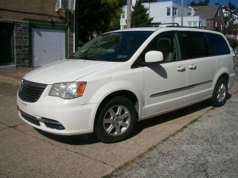 2013 Chrysler Town and Country for sale at J Michaels Auto Sales Inc in Philadelphia PA