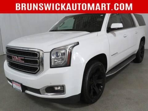 2015 GMC Yukon XL for sale at Brunswick Auto Mart in Brunswick OH
