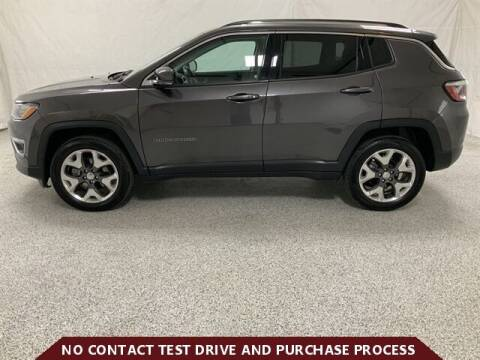 2020 Jeep Compass for sale at Brothers Auto Sales in Sioux Falls SD