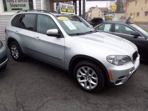 2012 BMW X5 for sale at Fulmer Auto Cycle Sales - Fulmer Auto Sales in Easton PA