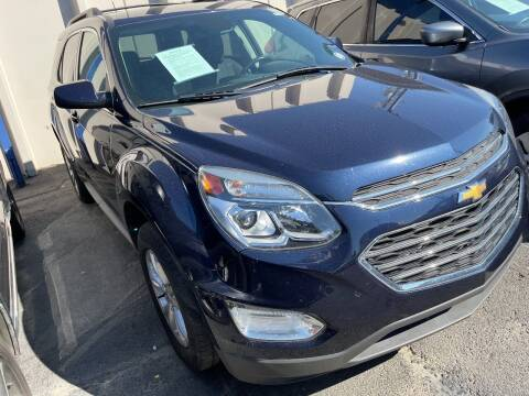 2017 Chevrolet Equinox for sale at New Wave Auto Brokers & Sales in Denver CO