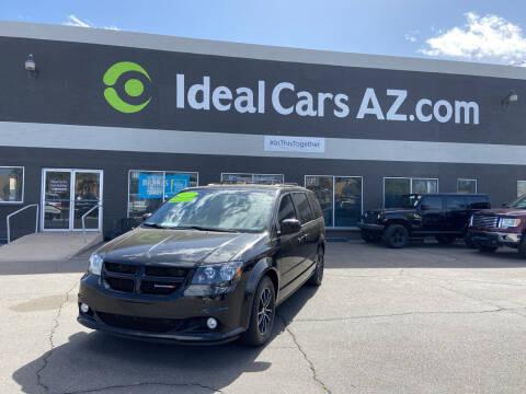 2017 Dodge Grand Caravan for sale at Ideal Cars in Mesa AZ