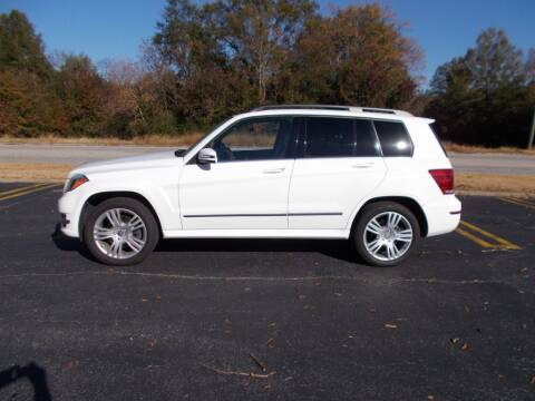 2013 Mercedes-Benz GLK for sale at A & P Automotive in Montgomery AL