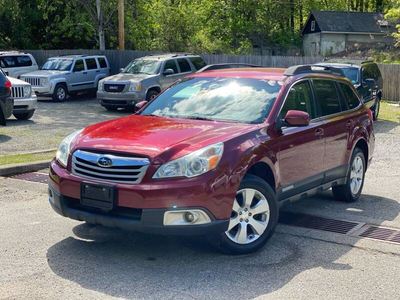 2011 Subaru Outback for sale at AMA Auto Sales LLC in Ringwood NJ