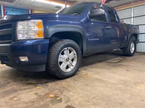 2009 Chevrolet Silverado 1500 for sale at Zs Auto Sales in Kenosha WI