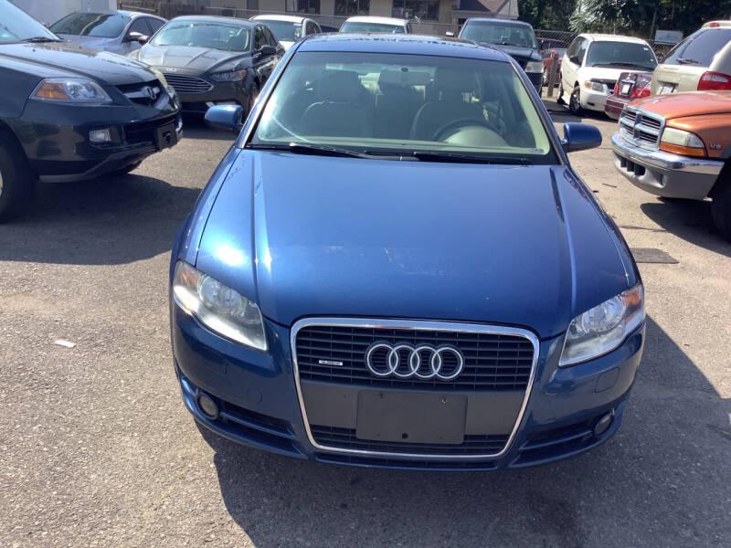 2005 Audi A4 for sale at GPS Motors in Denver CO