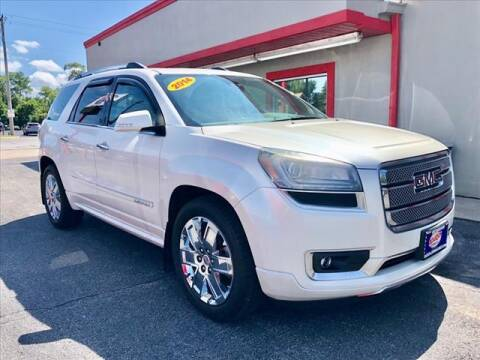 2014 GMC Acadia for sale at Richardson Sales & Service in Highland IN