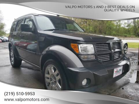 2010 Dodge Nitro for sale at Valpo Motors 1 and 2  Best Deals On Quality Wheels in Valparaiso IN