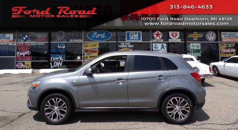 2018 Mitsubishi Outlander Sport for sale at Ford Road Motor Sales in Dearborn MI