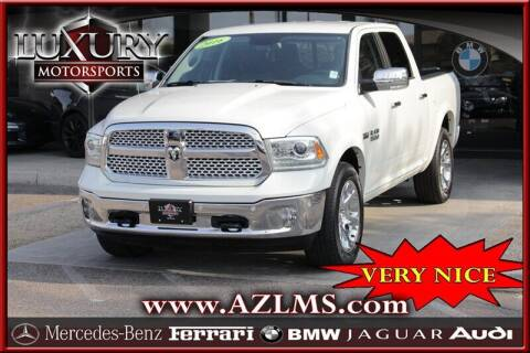 2016 RAM Ram Pickup 1500 for sale at Luxury Motorsports in Phoenix AZ