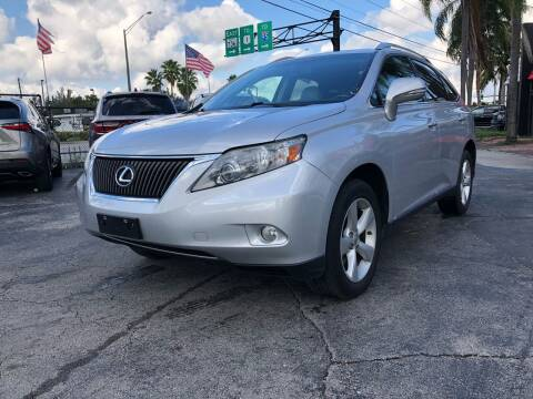2011 Lexus RX 350 for sale at Gtr Motors in Fort Lauderdale FL