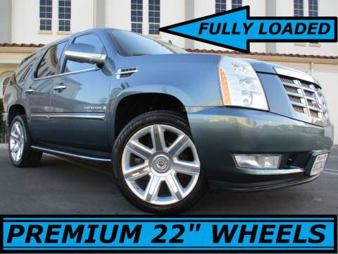 2008 Cadillac Escalade for sale at ALL STAR TRUCKS INC in Los Angeles CA