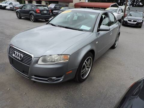 2006 Audi A4 for sale at Cj king of car loans/JJ's Best Auto Sales in Troy MI
