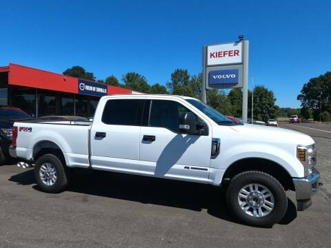 2019 Ford F-250 Super Duty for sale at Kiefer Nissan Budget Lot in Albany OR