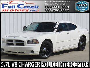 2006 Dodge Charger for sale at Fall Creek Motor Cars in Humble TX
