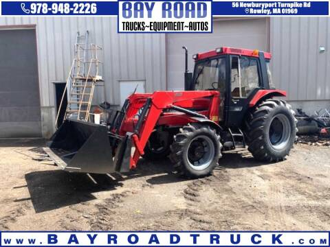 1990 Case IH  685 for sale at Bay Road Trucks in Newbury MA